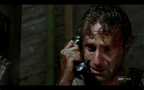 Walking Dead Meme Rick Crying - the walking dead final de 3a temporada el blog del macho