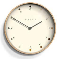designer clock modern wall clocks allmodern 20 spindle multicolor clock