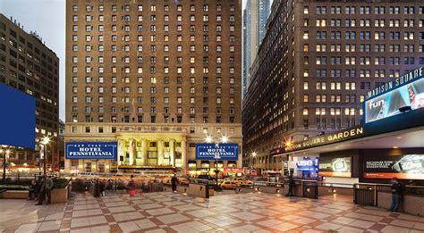Pavilion Floor Plans by Midtown Nyc Hotel Hotel Pennsylvania