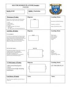 soccer lesson plan template soccer lesson plan template elipalteco