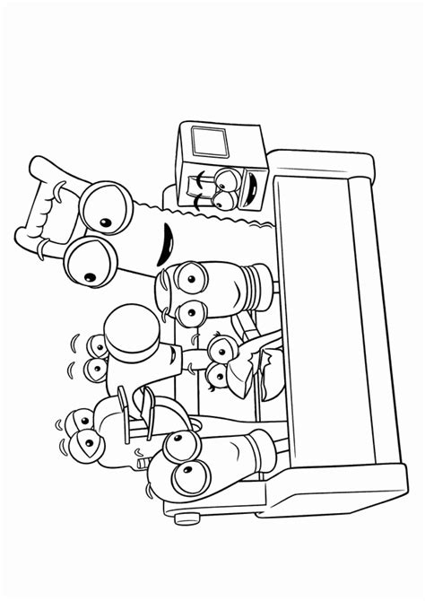10 disney handy manny printable coloring to print