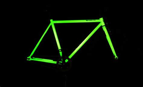 glow in the paint for bikes wordlesstech glow in the bike frame