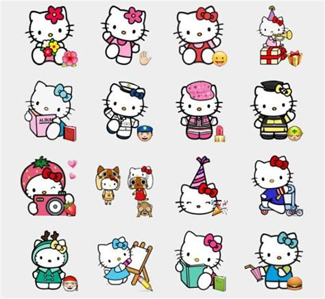 to do stickers hello kitty stickers set telegram stickers