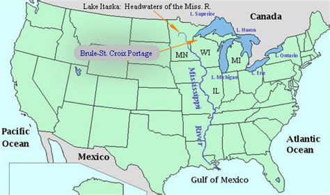 mississippi river on map of united states mike breiding s epic road trips 2014 sojourn