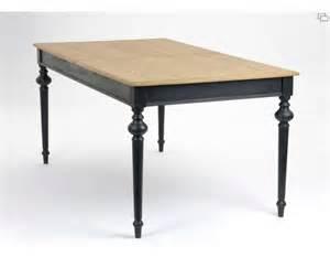 table bois c 233 rus 233 e de style rustique