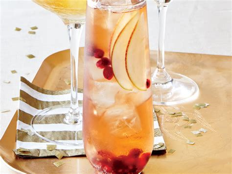 Pear And Pomegranate Bellini Recipe Myrecipes