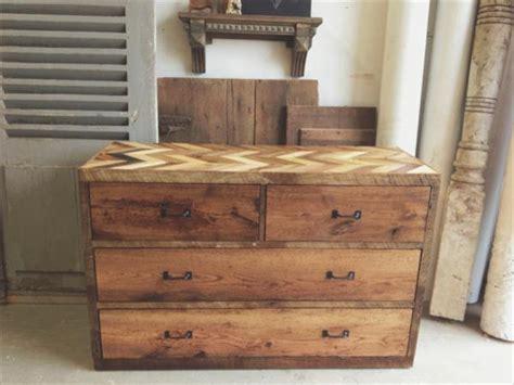 Home Made Dresser by Diy Pallet Dresser Table Pallet Furniture Plans