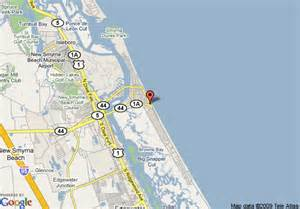 new smyrna florida map