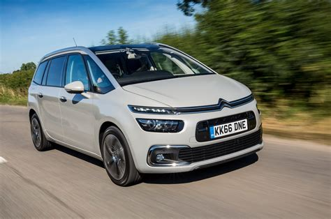 Citroen Picasso by Citroen S Updated C4 Picasso Grand C4 Picasso Launched