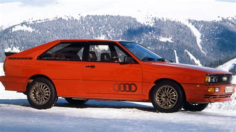 audi a4 1980 through the years 1980