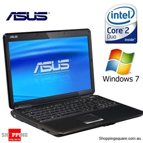 Second Laptop Asus 2 Duo asus k50ij intel 2 duo t5870 15 6inch notebook pc shopping shopping square