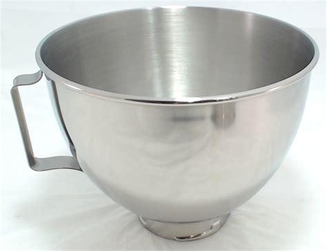 standing bowl w10802058 kitchenaid stand mixer bowl