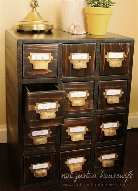 build  card catalog stacy risenmay