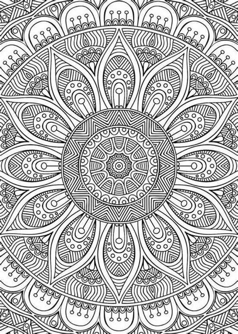 imagenes whatsapp mandalas m 225 s de 25 ideas incre 237 bles sobre mandalas para colorear en