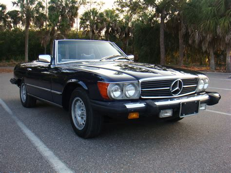 1978 mercedes 450sl information and photos momentcar