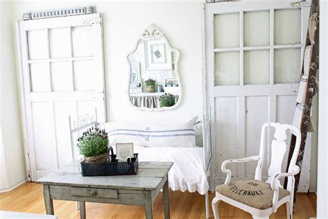 30 Gorgeous Shabby Chic Home Offices And Craft Rooms Shabby Chic Office Decor