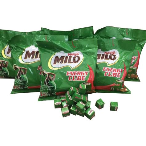 Milo Energy Cube 50 nestle milo energy cube 50 cubes shopee malaysia