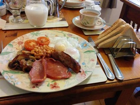 victoria bed and breakfast full english breakfast picture of victoria bed and