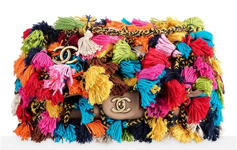 Pompom Chanel Sandal Check Out Chanel S Dubai Themed Cruise 2015 Bags In