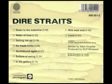 dire straits sultans of swing full album dire straits dire straits full album 320kbs youtube
