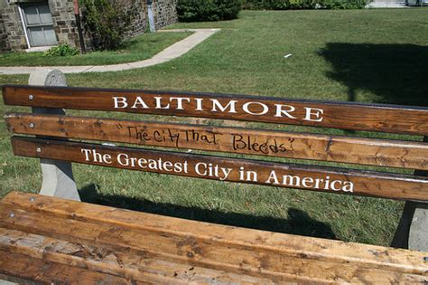 baltimore greatest city in america bench baltimore the city that reads a baltimore block