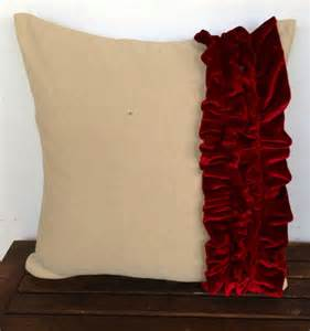 items similar to handmade pillows womens gift unique