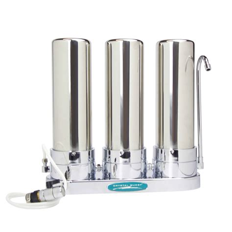 Countertop Water Filter by Countertop Ceramic Water Filter Cqe Ct 00162 Stainless