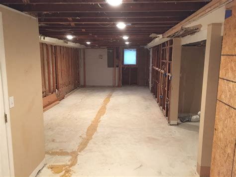 Basement Refinishing In Warren Nj Design Build Pros Refinishing Basement Ideas