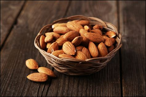 All About Almonds 2 by 10 Delicious Health Benefits Of Almonds What Are The