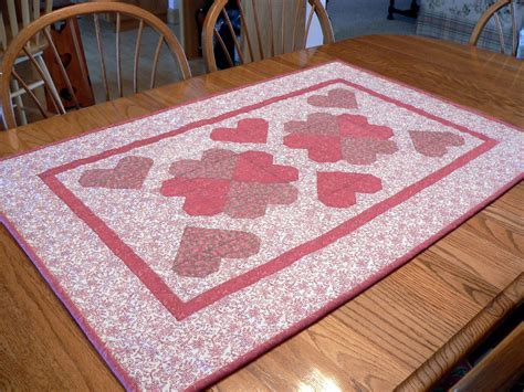 Quilt Table Runner by Asimplelife Quilts 2 Finished Table Runners