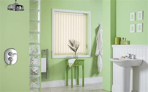 Vertical Blinds Bathroom by Verticals In A Bathroom Surrey Blinds Shutters