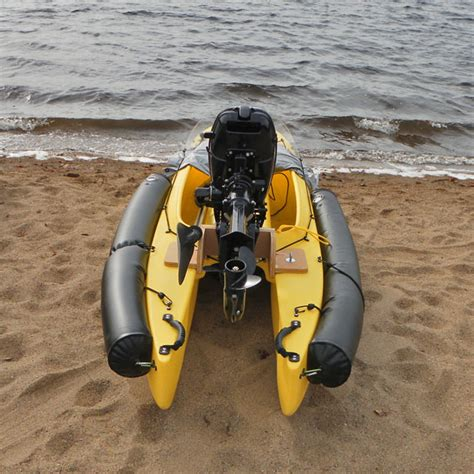 kayak motor boat outboard gas engine fishing kayak and boat design