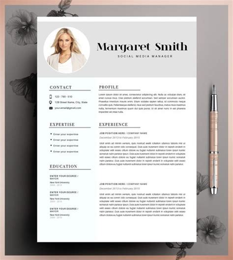 Plantillas De Curriculum Vitae Microsoft Word 2003 Creative Creative Resume And Words On