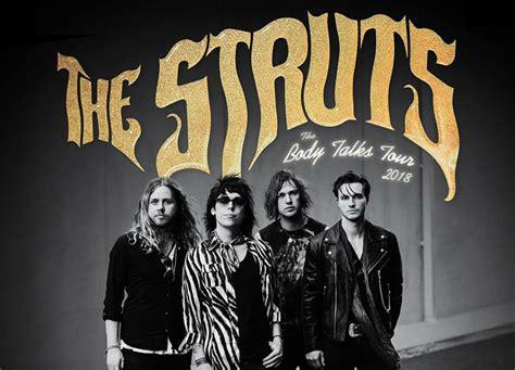 foo fighters fan presale code the struts plot 2018 tour dates ticket presale code on