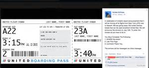 Southwest Airlines Ticket Giveaway - no united airlines is not giving away 100 free tickets for sharing a photo on