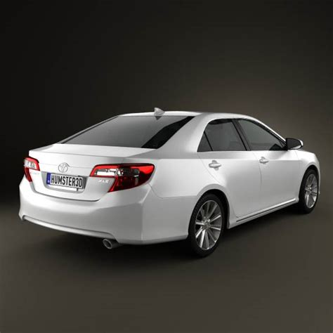 Toyota Camry 2012 Model Pictures Toyota Camry 2012 Us Version 3d Model Humster3d