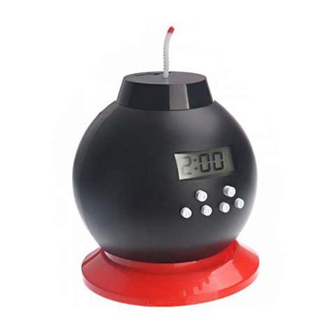 Alarm Bank bomb bank alarm clock black