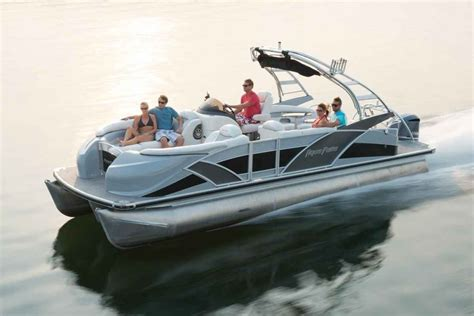 best utah pontoon boats 20 best pontoon boats according to boating magazine