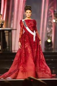 miss universe 2016 gown inspiration philippines wedding blog