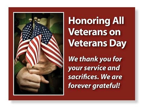 Happy Veterans Day To Army Soldier Free Greeting Card Template by Happy Veterans Day Messages 2018 Veterans Day Thank You