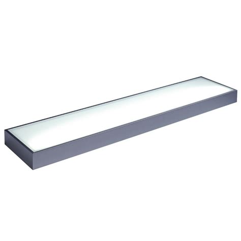 Top Shelf Light by Illuminated Led Box Shelf