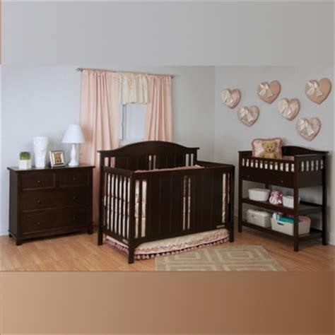 child craft dresser jamocha child craft 4 piece nursery set watterson convertible
