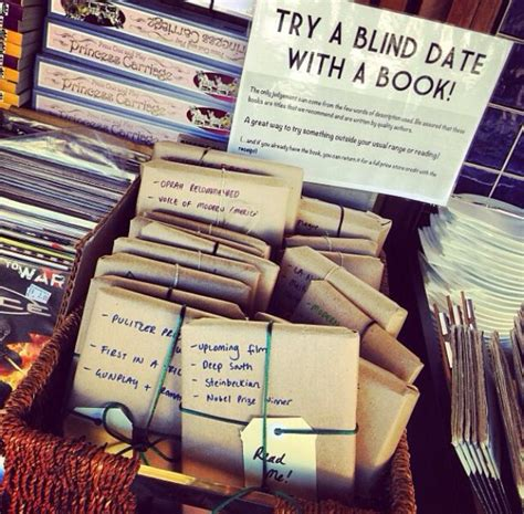 three blind dates books blind date with a book library