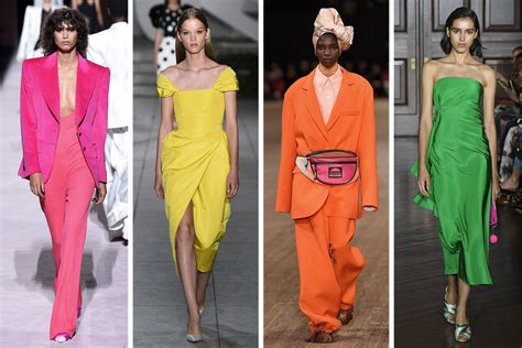 biggest trends of spring 2018 fashion magazine the 5 biggest spring 2018 fashion trends from new york