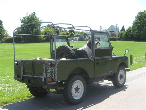 land rover one series one land rover