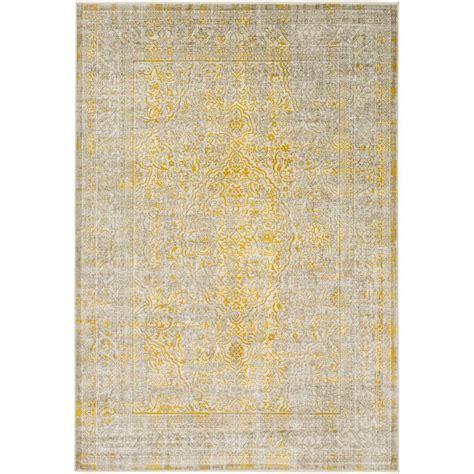 Mustard Area Rug Artistic Weavers Jilkso Mustard 7 Ft 6 In X 10 Ft 6 In