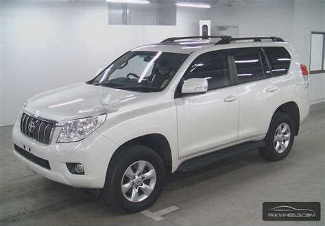 Toyota 2009 For Sale Used Toyota Prado Tx Limited 2009 Car For Sale In Sialkot