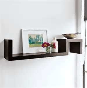 s wall shelf west elm modern display and wall