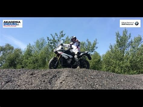 bmw s1000xr on & off road test enduro academy powered