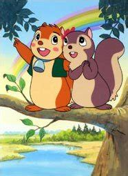 bannertail  story  gray squirrel anime planet